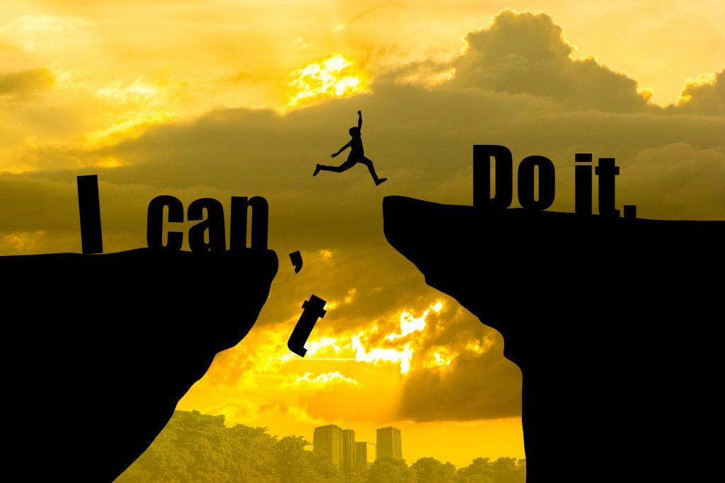 失敗したからといって諦める必要はない