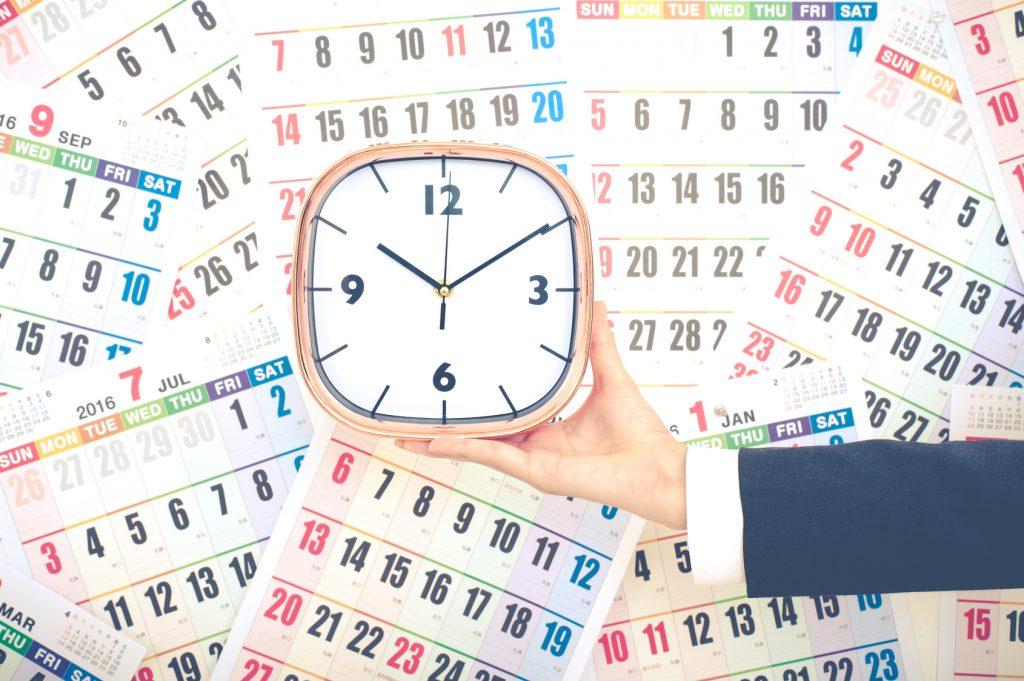 時間意識の重要性